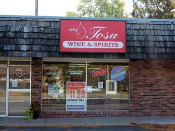 Tosa Wine and Spirits